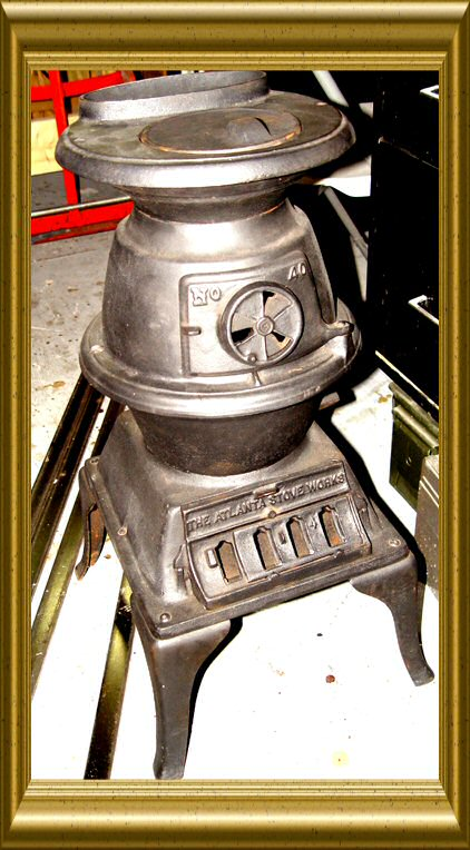 Caboose Pot Belly Stove http://demajo.net/railroad.htm